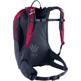 VAUDE Tremalzo 12 Backpack Women crimson red